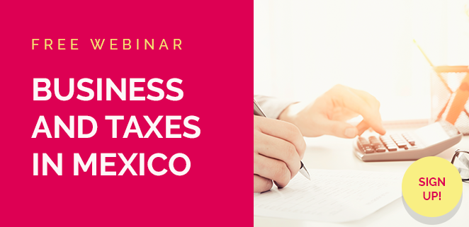 Business and taxes in Mexico